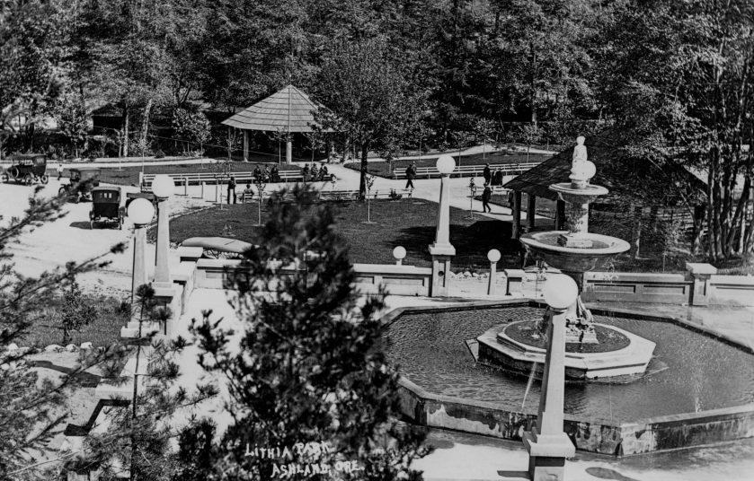 Lithia Park 1916