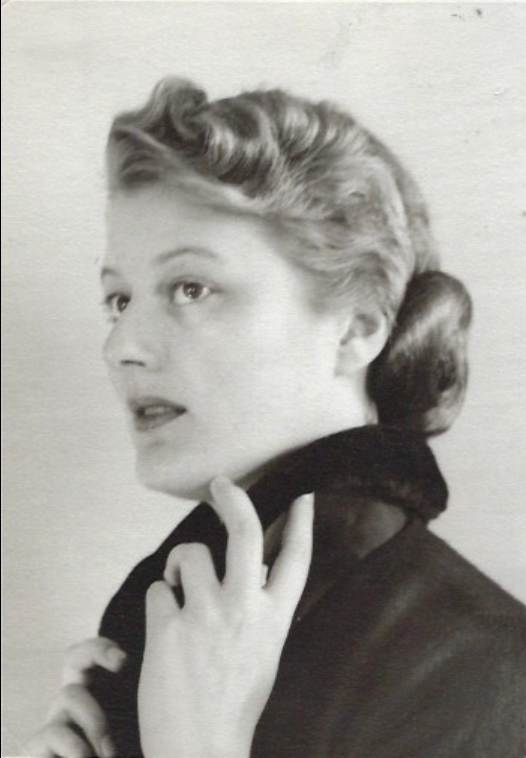 Marion Young in 1956.