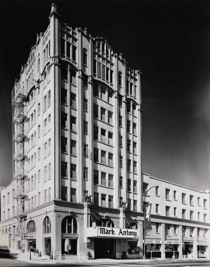 Ashland Springs Hotel, Mark Antony Hotel