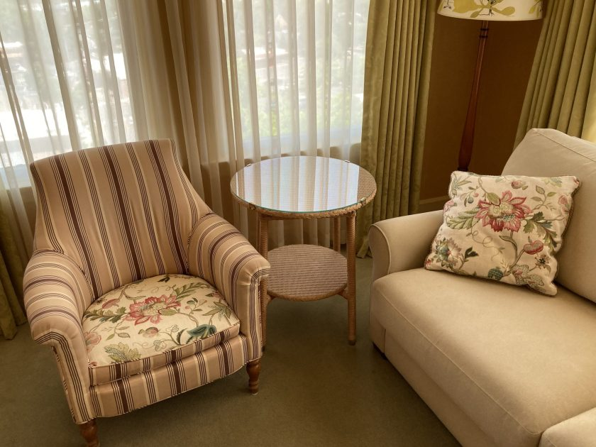 Ashland Springs Hotel guest room