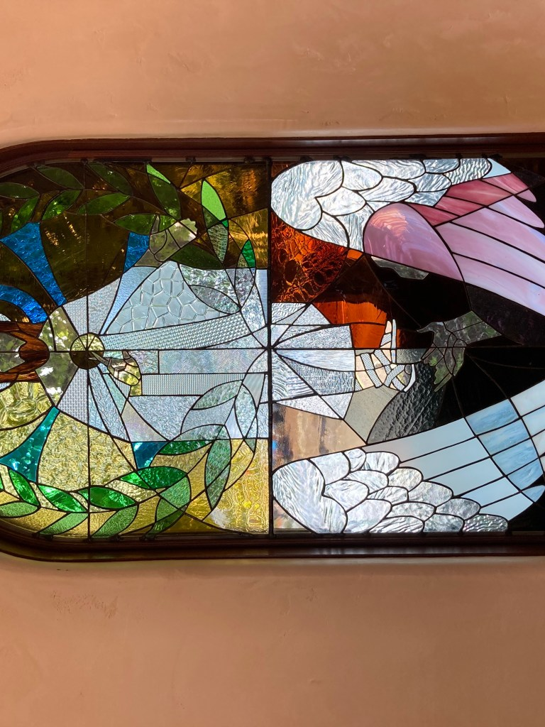 Kevin Christman stained glass