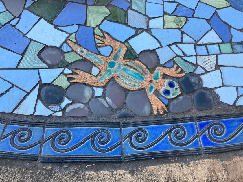 Rio Amistad public art