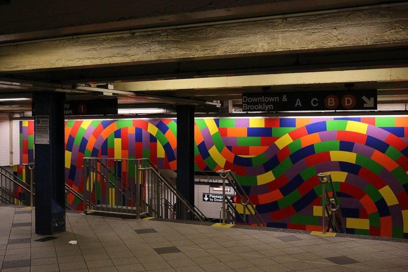 Sol LeWitt mural