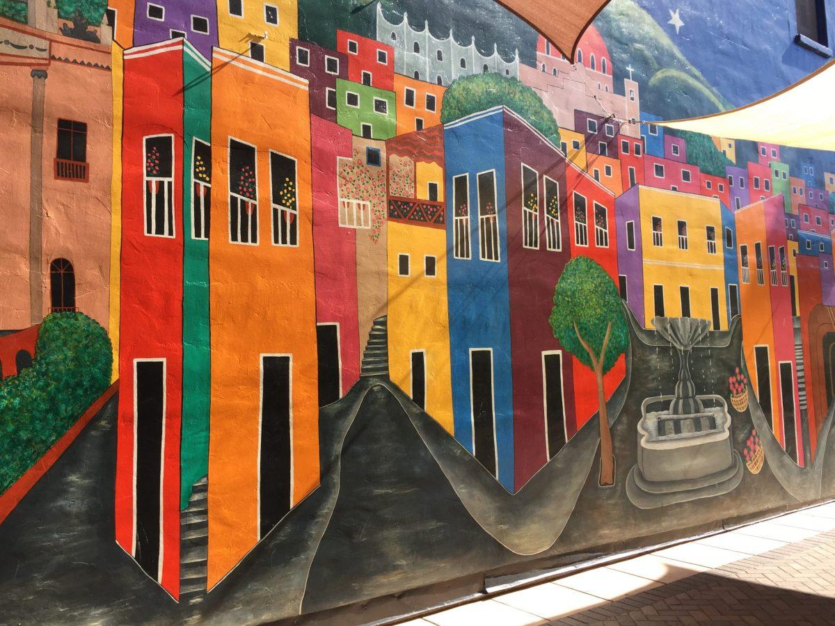 Ashland & Guanajuato Murals: Sister City Public Art