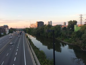 Early Morning Don River and DVP