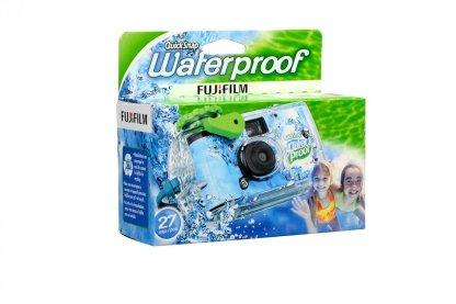 Quicksnap Waterproof Disposable Camera