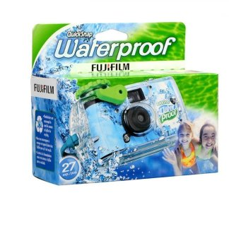 Quicksnap Waterproof Disposable Camera