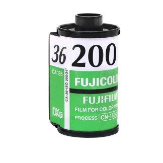 Fujicolor C200 35mm