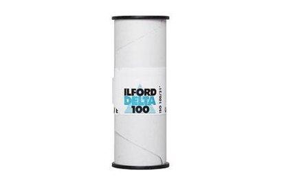 Delta 100 120 Film