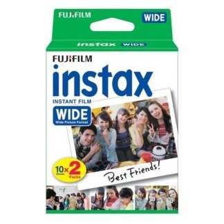 Instax Wide - 20 Sheets