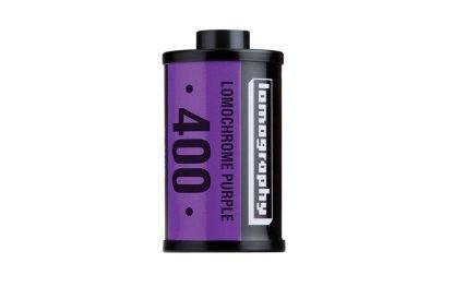 Lomochrome Purple XR 100-400 35mm