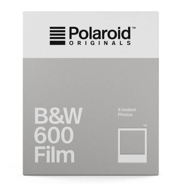 600 Format Black & White Film