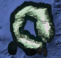 Deception Island (Image Credit: Google Earth)