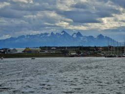 Ushuaia and the southern Andes