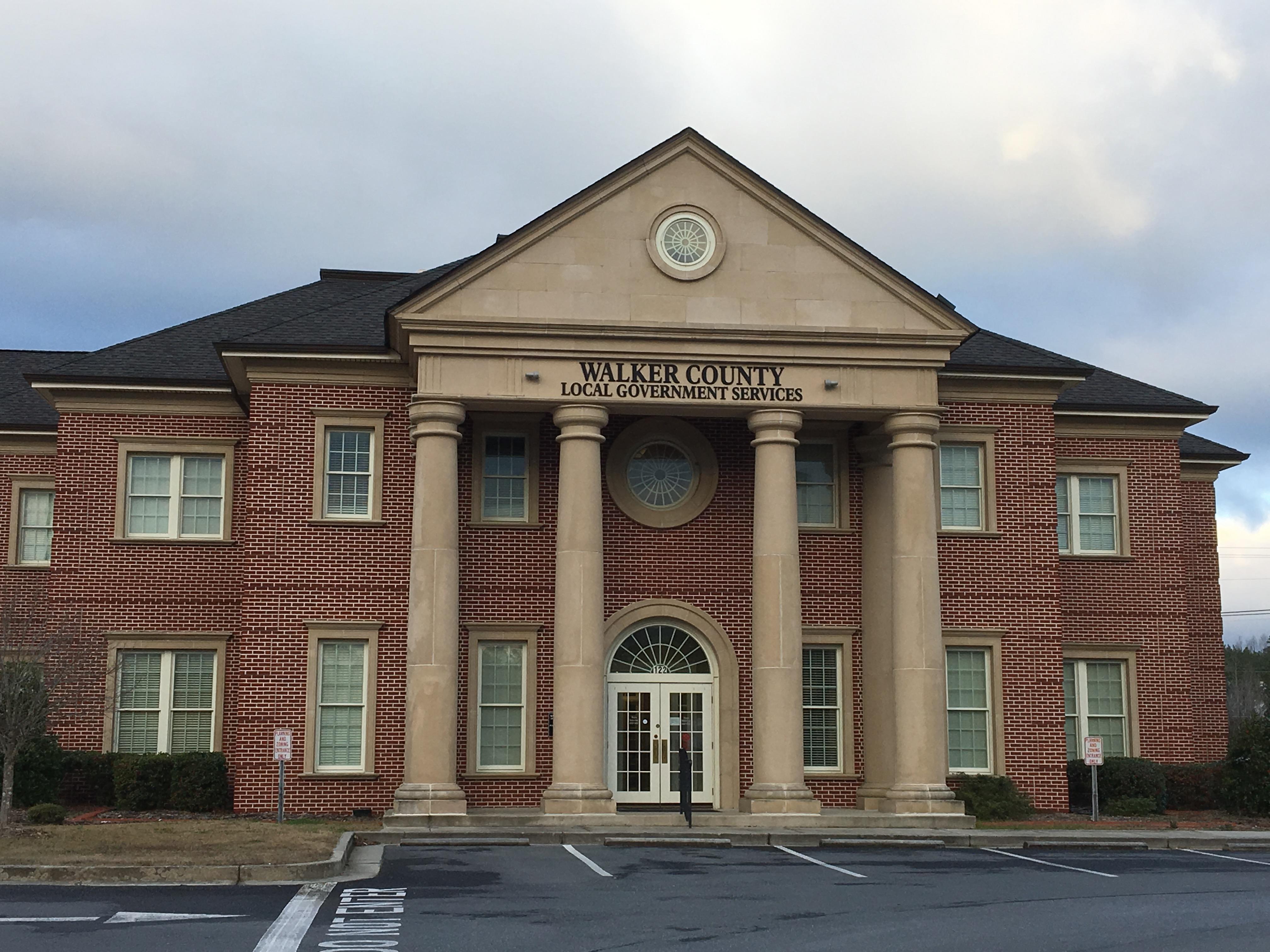 Walker county property tax assessor