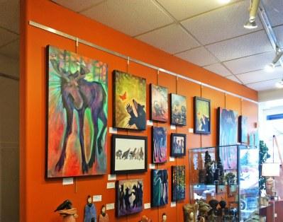 Art Gallery Hanging System Siiviis