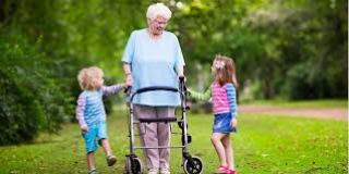 tall walkers for seniors