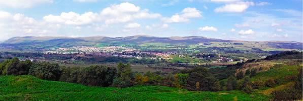 Kilsyth and the Kelvin Valley