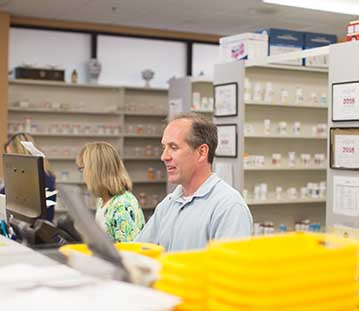 Walker's Drug Store Is Ballantyne's Full Service Pharmacy