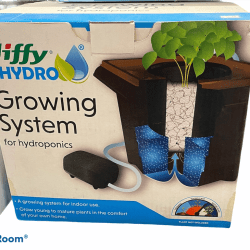 Jiffy Hydro Growing System for Hydroponics