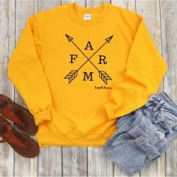 F-A-R-M Heavy Crewneck Sweatshirt