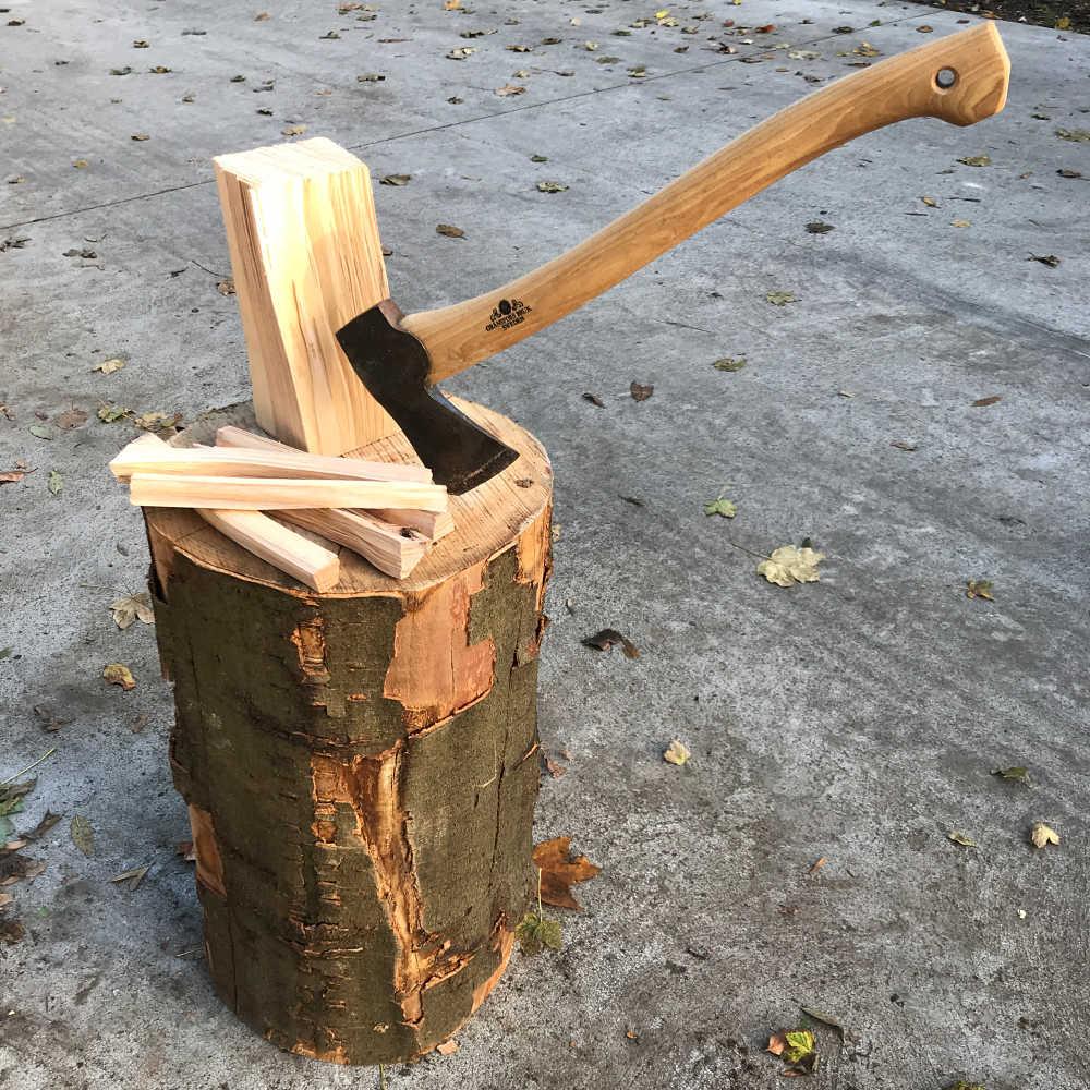 Beech Chopping Block