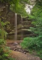 Big Lyons Falls
