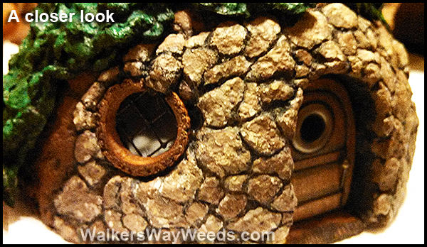 Hobbit Haven- close up