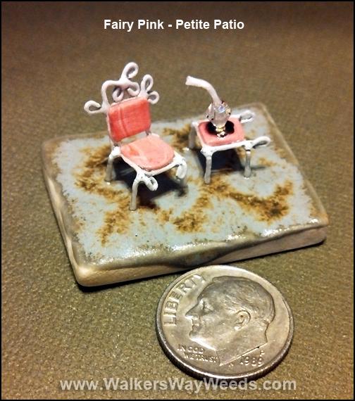 Fairy Pink Petite Patio