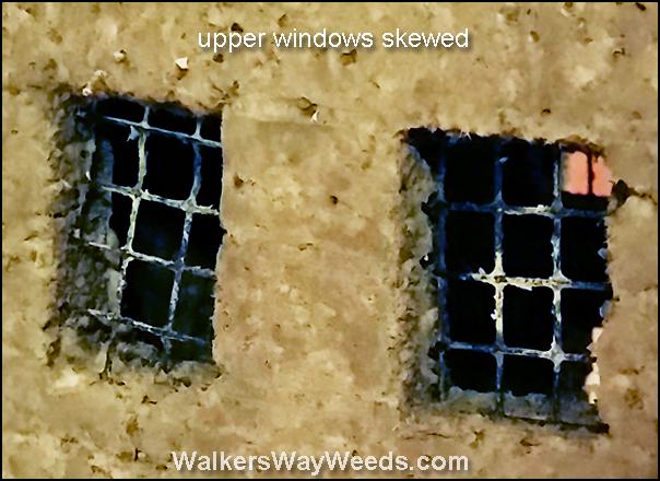 skewed windows