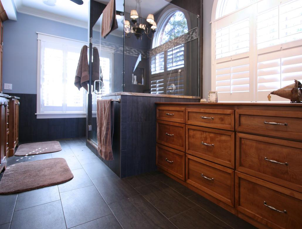 Transitional Style Cabinetry Walker Woodworking