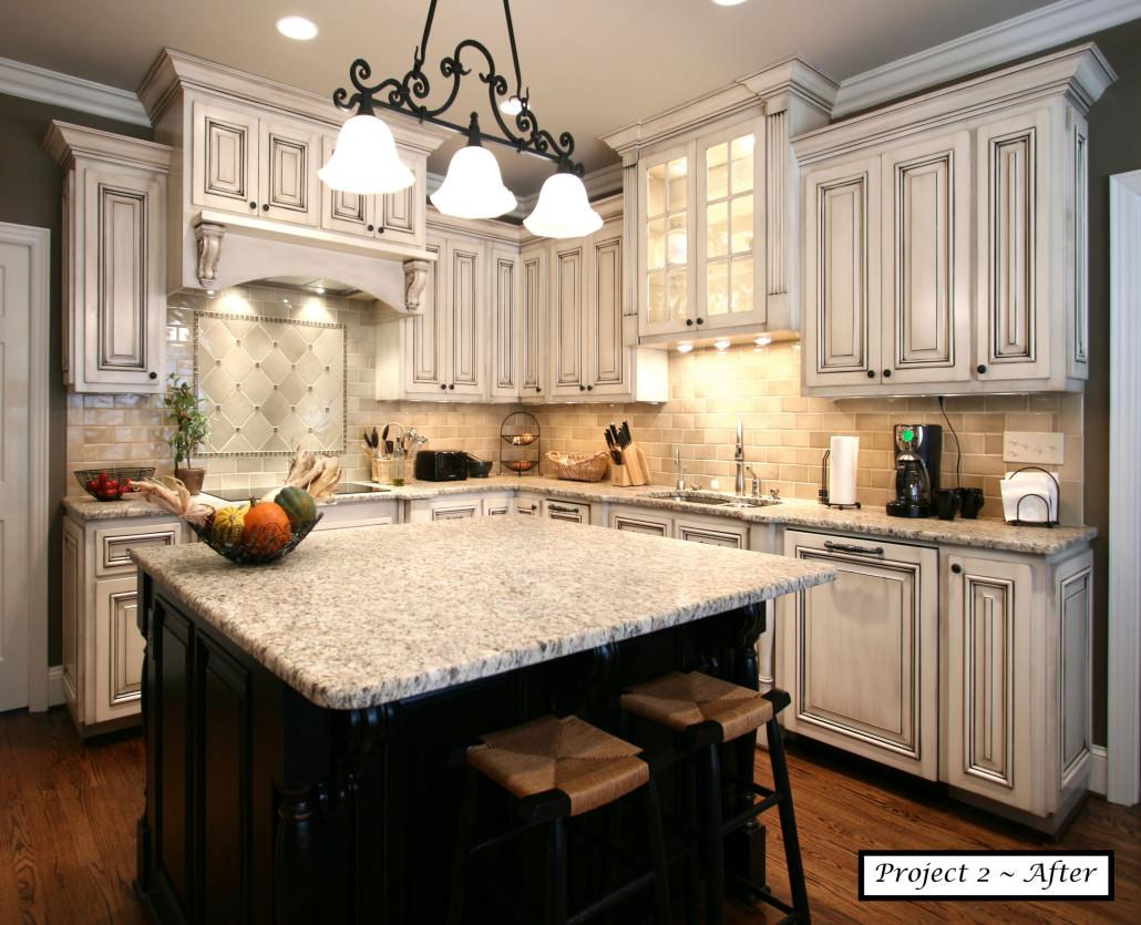 Walker Woodworking Custom Cabinetry Before And After