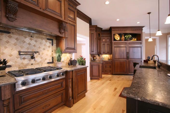 Paneled Appliances Walker Woodworking