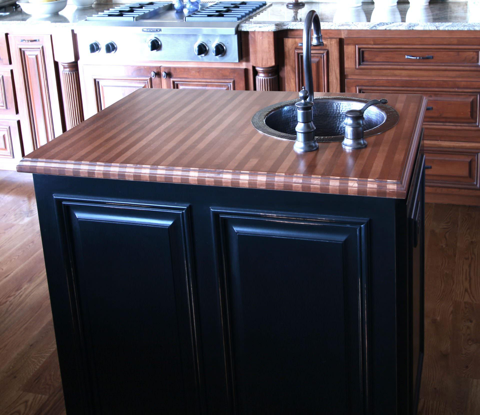Prep Sinks Walker Woodworking