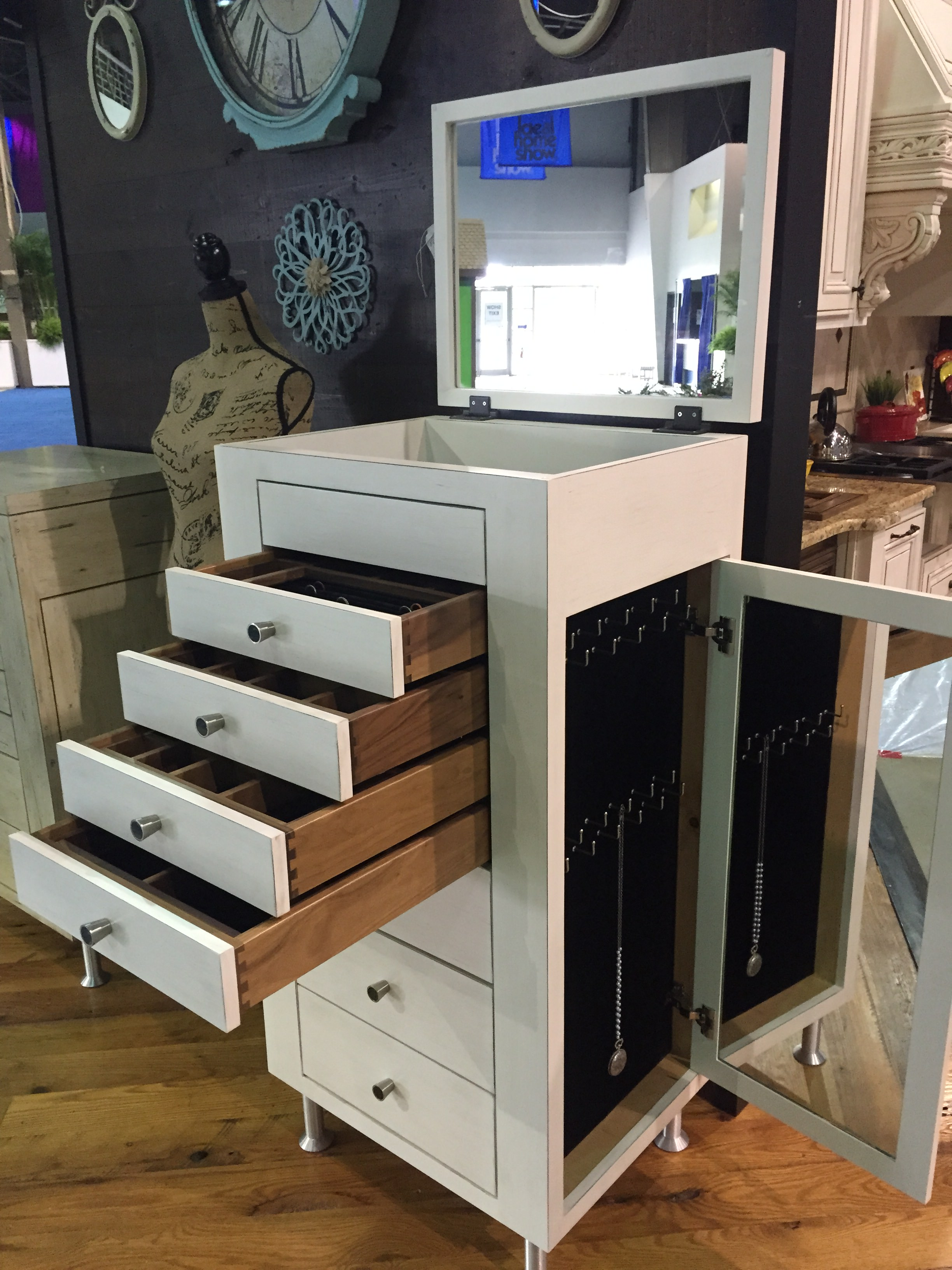 custom cabinets kitchen design ideas
