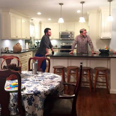 Kitchen-remodel-after-with-family-in-kitchen