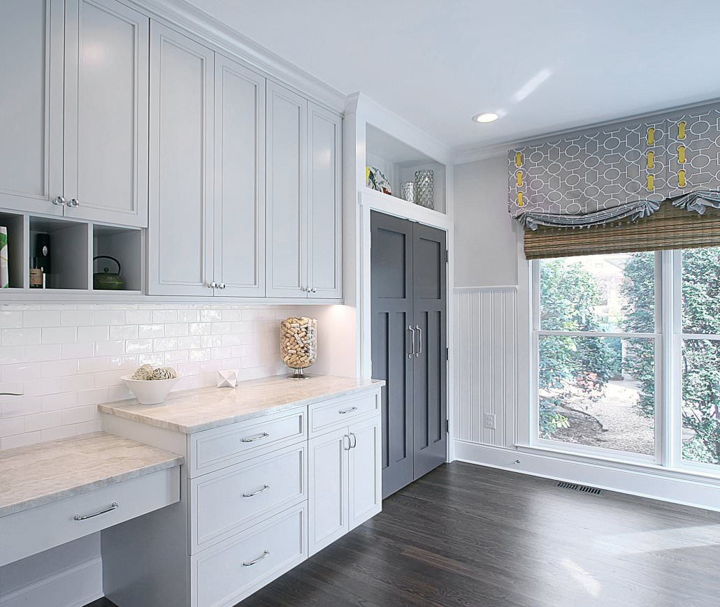 Butler Pantry And Pantries Walker Woodworking