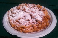 Funnel Cake from the Fair!