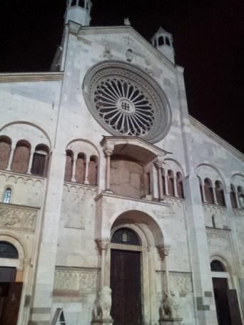 Facciata Duomo di Modena