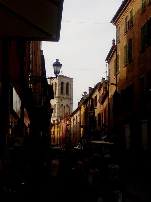 Via Mazzini, Ferrara