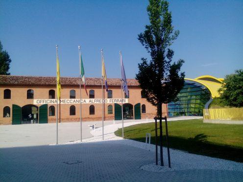 Officina Ferrari, Modena