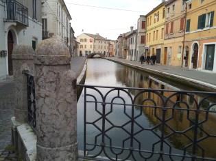 Canale Pallotta, Comacchio