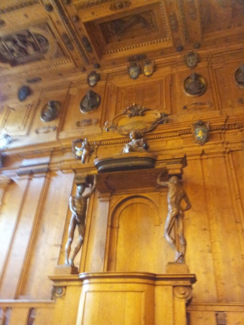 Gli Spellati del Teatro Anatomico, Palazzo dell'Archiginnasio, Bologna