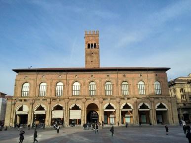Palazzo del Podestà, Piazza Maggiore, Bologna