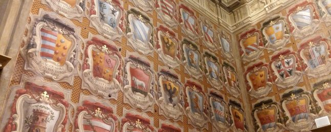 Sala Urbana, Palazzo d'Accursio, Bologna