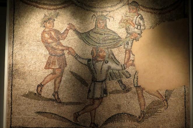 Danza delle stagioni, Domus dei Tappeti di Pietra, Ravenna