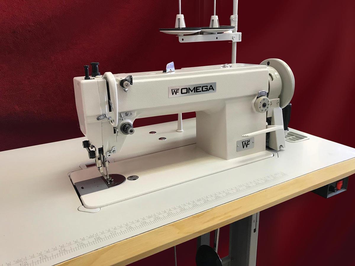 Omega Wf303 Walking Foot Industrial Sewing Machine