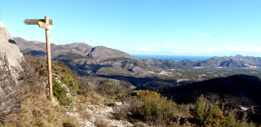 Hiking in Spain - hiking areas