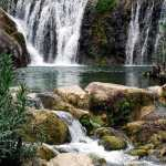 Moorish Villages trekking holidays, the Algar Falls.