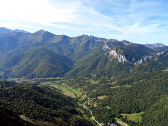 Picos de Europa trek